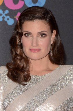 actress Idina Menzel