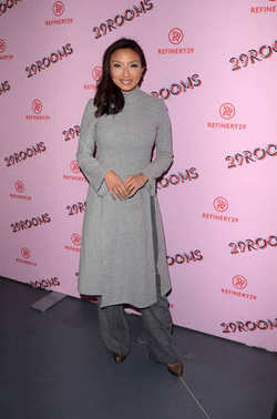 TV personality Jeannie Mai at the 29Rooms West Coast Debut presented by Refinery29, ROW DTLA, Los Angeles, CA