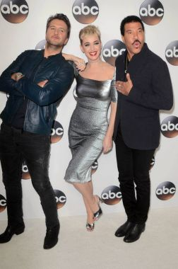 Luke Bryan, Katy Perry, Lionel Richie