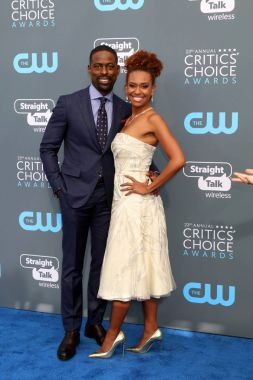 Sterling K Brown, Ryan Michelle Bathe