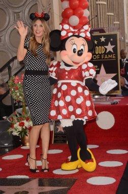 Heidi Klum, Minnie Mouse