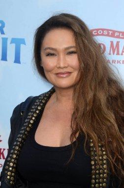 actress Tia Carrere