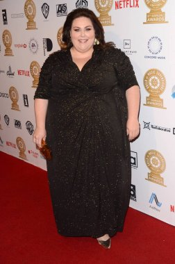 Chrissy Metz at the Guild of Music Supervisors Awards, Theater at the Ace Hotel, Los Angeles, CA 02-08-18