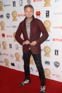 Kenny Loggins at the Guild of Music Supervisors Awards, Theater at the Ace Hotel, Los Angeles, CA 02-08-18