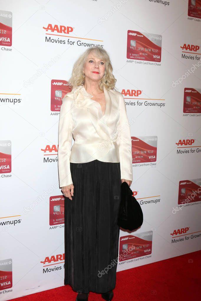 actress Blythe Danner