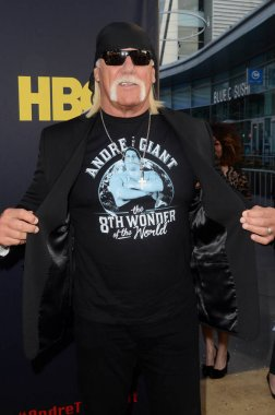 Hulk Hogan at the