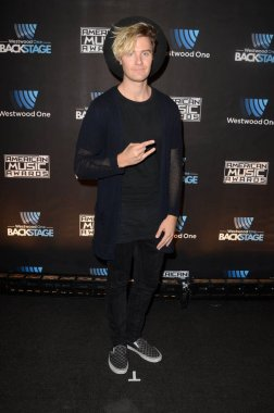 Bart Baker at Westwood One Backstage at the American Music Awards at the L.A. Live Event Deck in Los Angeles, CA on November 18, 2016. (Photo by David Edwards)