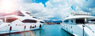 beautiful luxury yachts