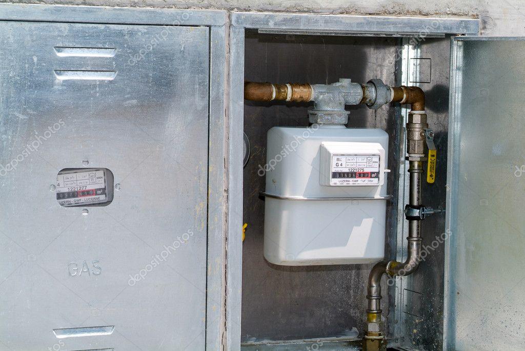 Gas natural contador fotos de stock fotoember 126855554 for Imagenes de gas natural