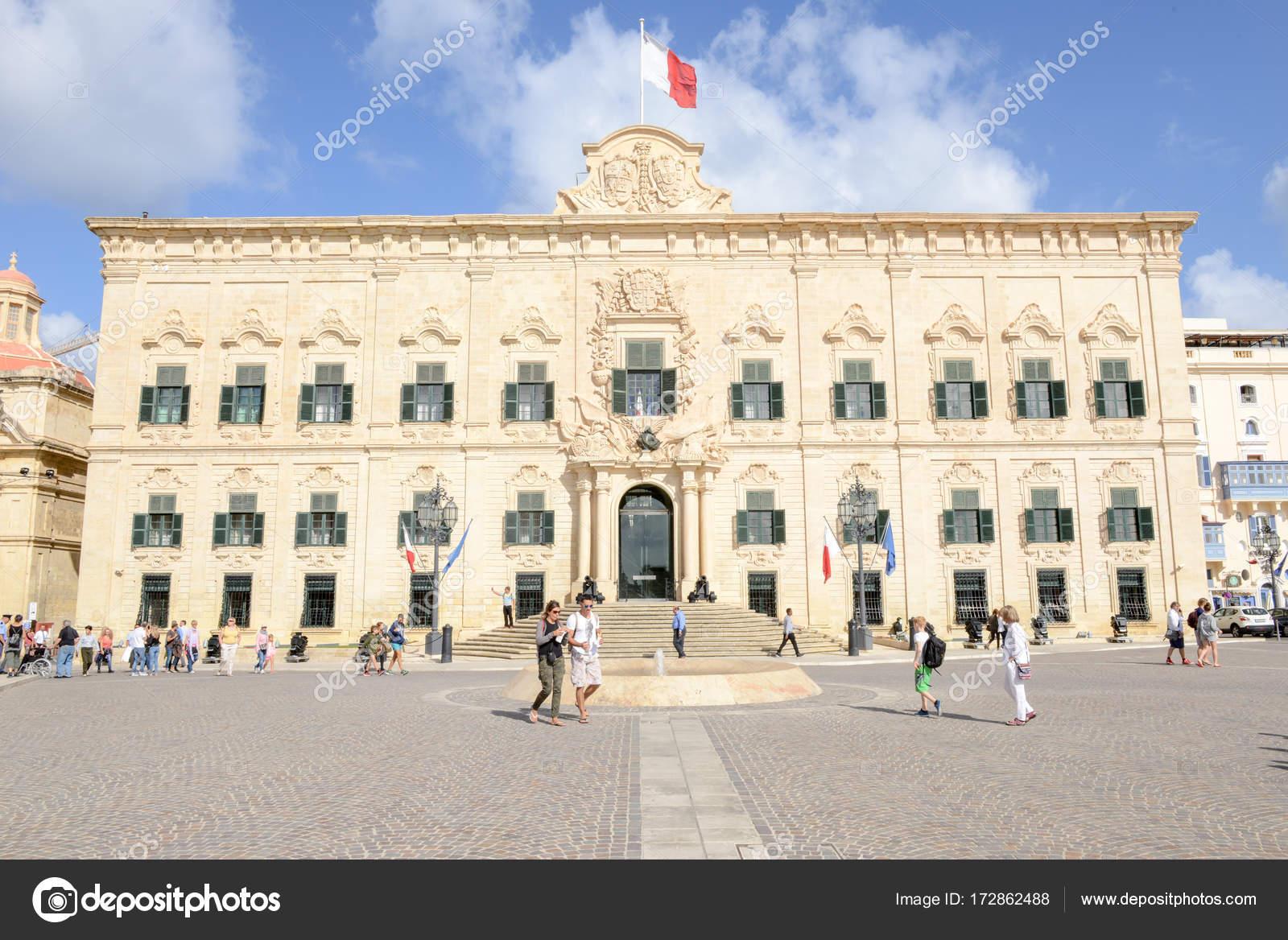 Auberge de Castille. The Prime...