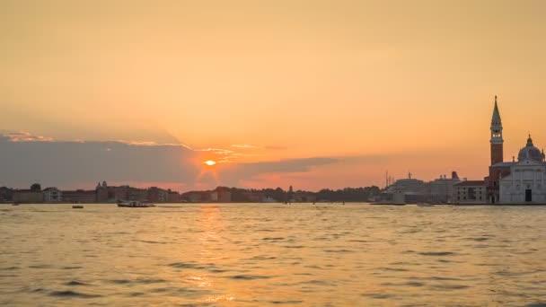 Veduta di Venezia allalba