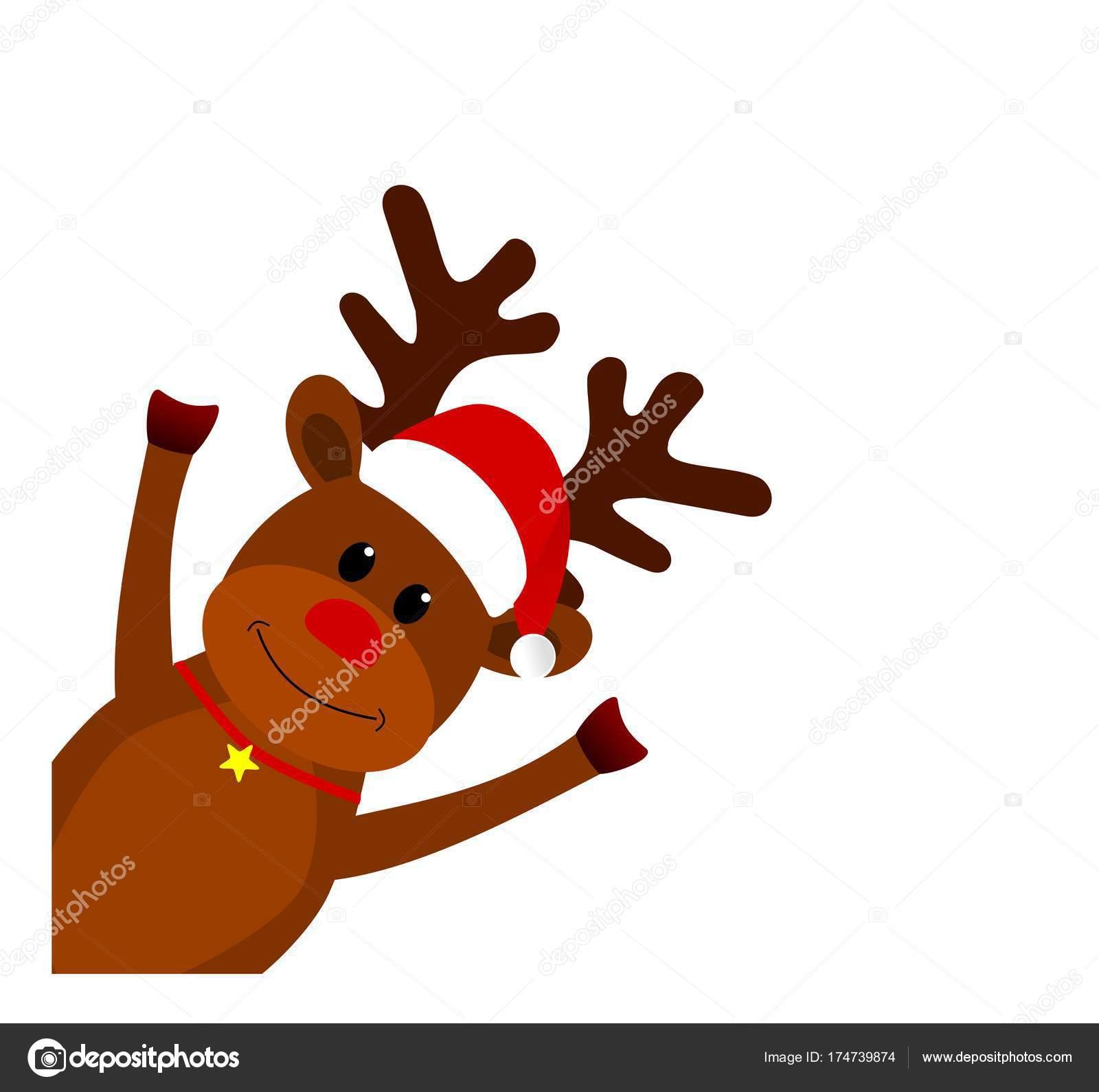 Immagini Natale Renne.Immagini Fumetto Di Babbo Natale Fumetto Di Natale Renne