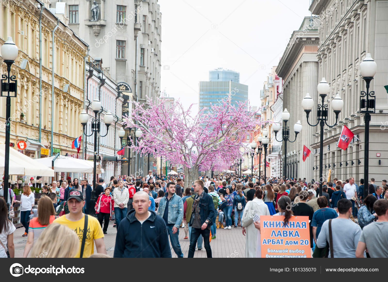 Where can I go on the Arbat old or new. no difference