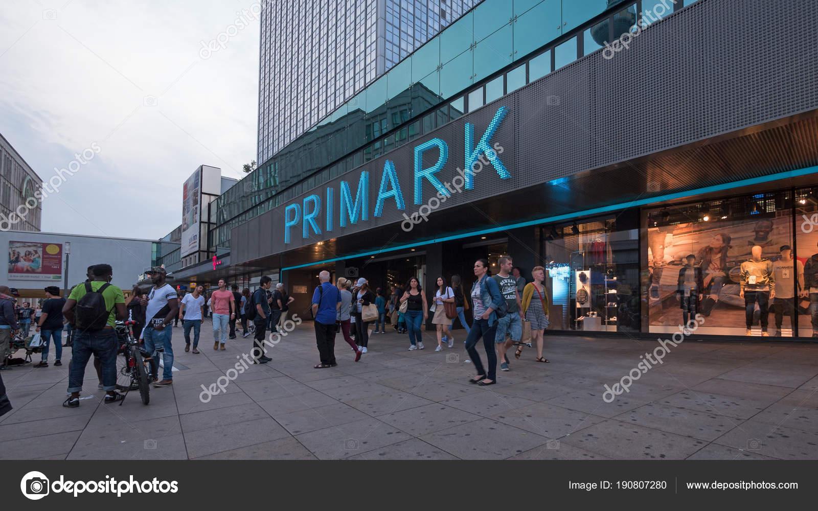 Primark alexanderplatz berlin