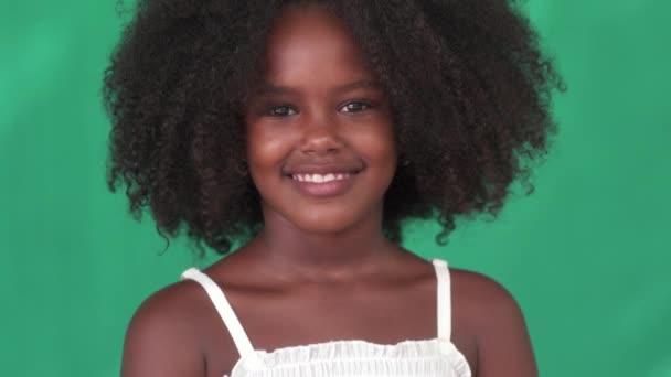 28 Pretty Young Latina Girl Cute Black Female Child Smiling