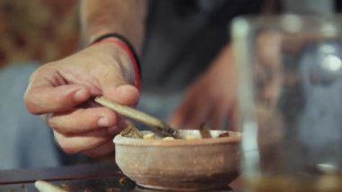 Happy Friends Sharing Marijuana Cigarette People Smoking Hashish Joint
