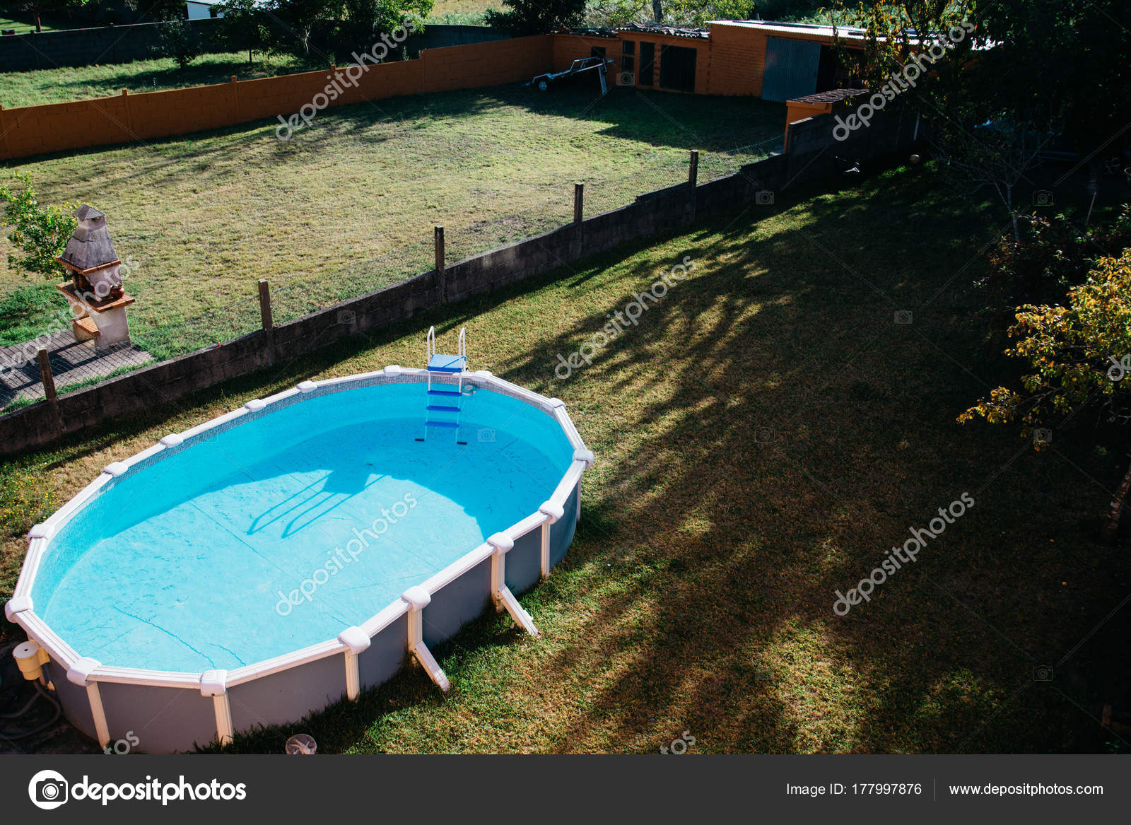 Pictures : above ground pools with landscaping | Above ...