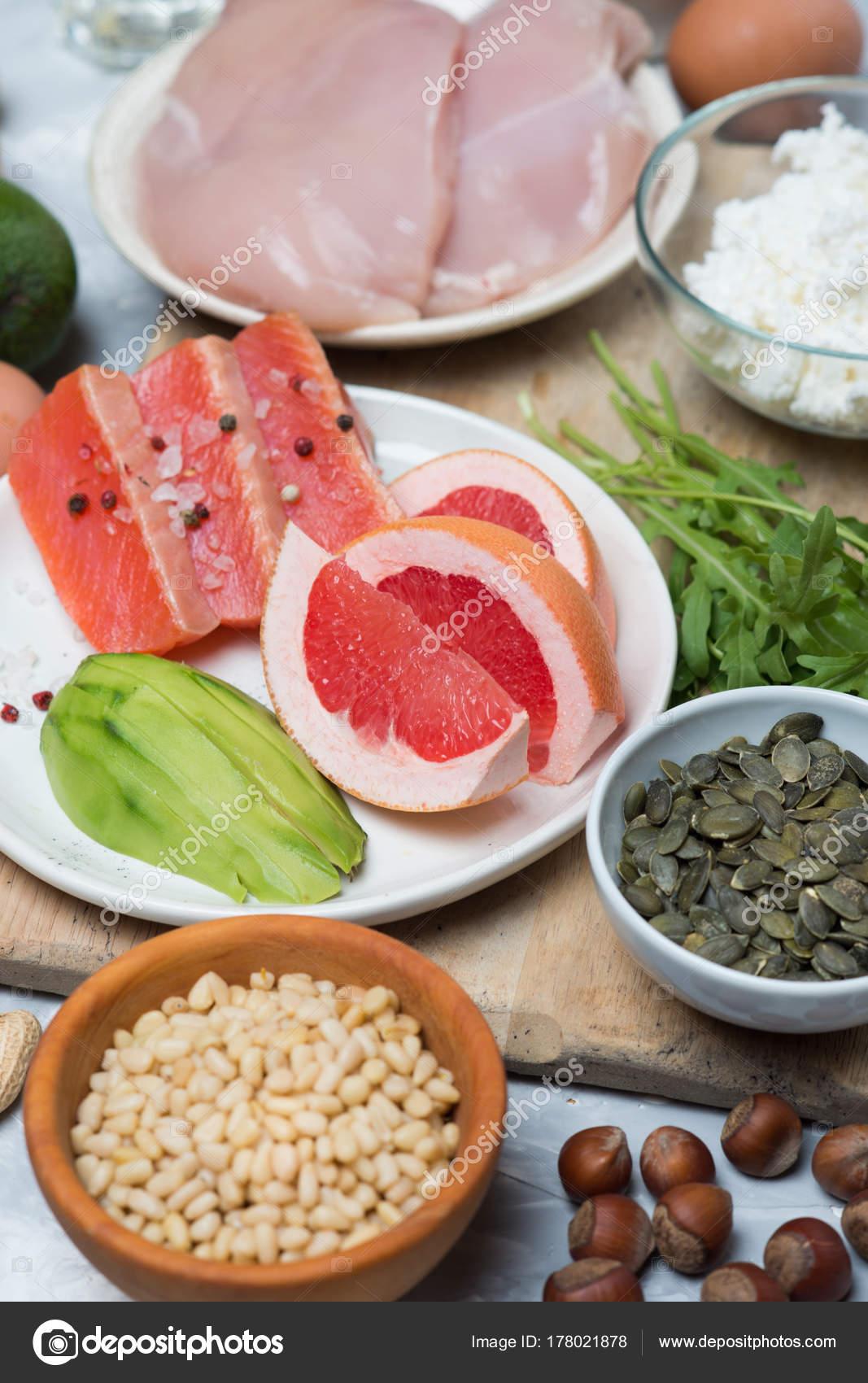 gezonde eiwitten