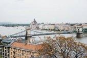 A magyar Parlament épülete Budapesten