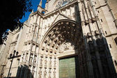 Fotografie Seville Cathedral Santa Mara de la Sede