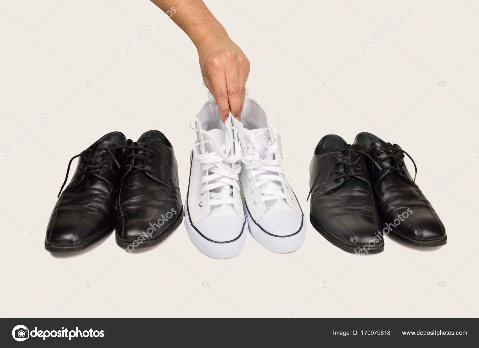 d5fc1a603867fb Schuhe für jeden Anlass — Stockfoto © cunaplus  170970818