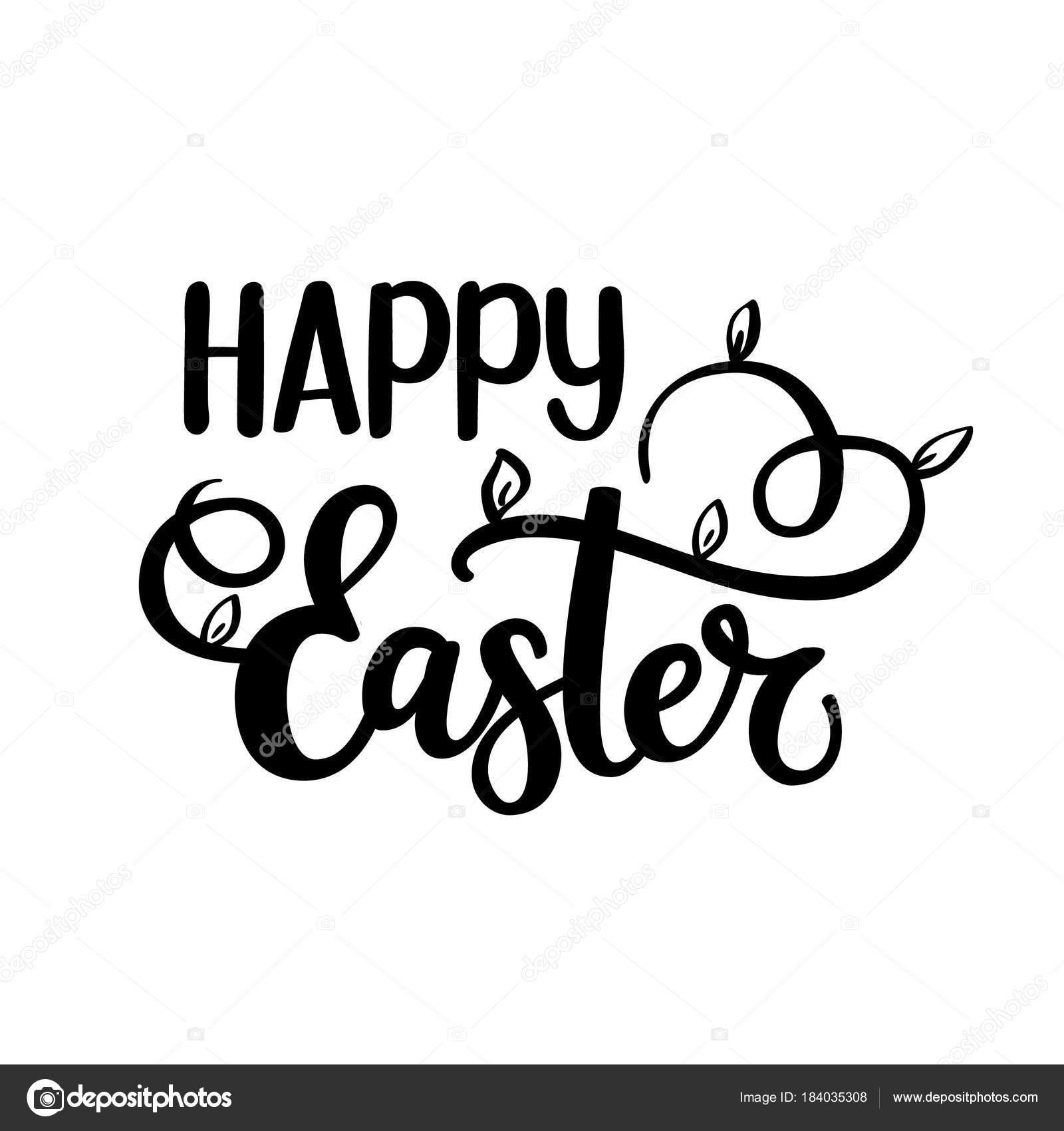 Vector Invitaciones Religiosas Feliz Pascua Vector