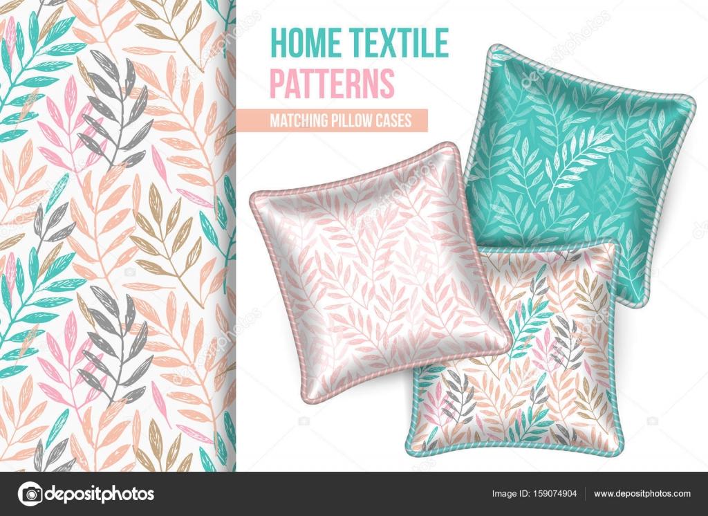 Patrones cojines decorativos | Patrón cojines almohadas decorativas ...