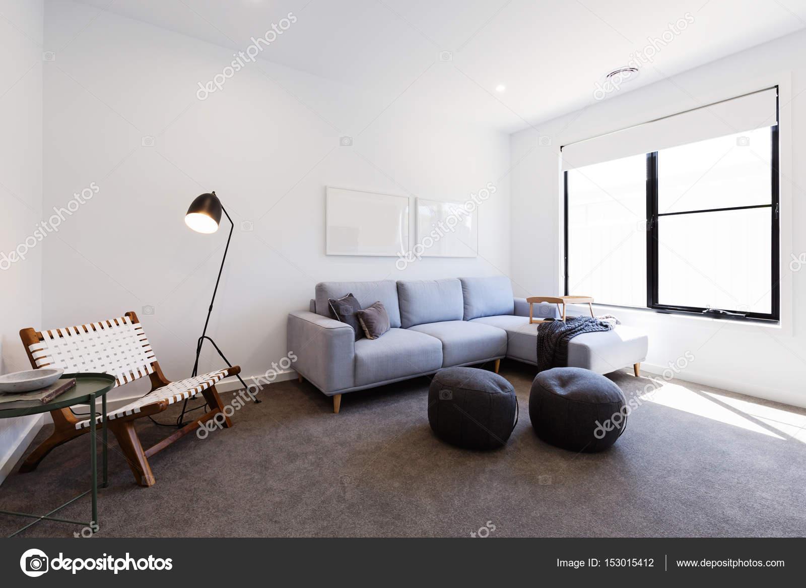 Cosy tv sitting room — Stock Photo © jodiejohnson #153015412