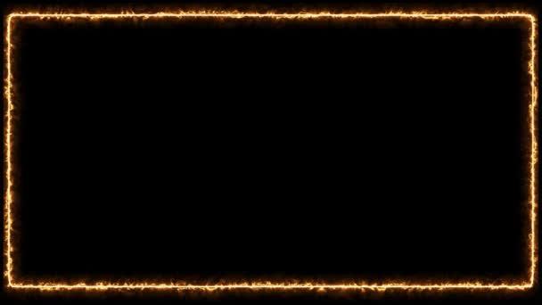 Žluté elektrické celoobvodové na tmavém pozadí (4 K )