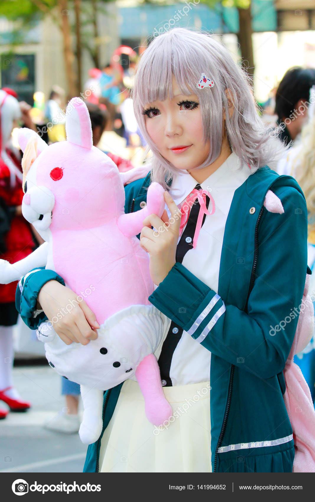 Imágenes: cosplay | Cosplay Anime japonés — Foto editorial ...