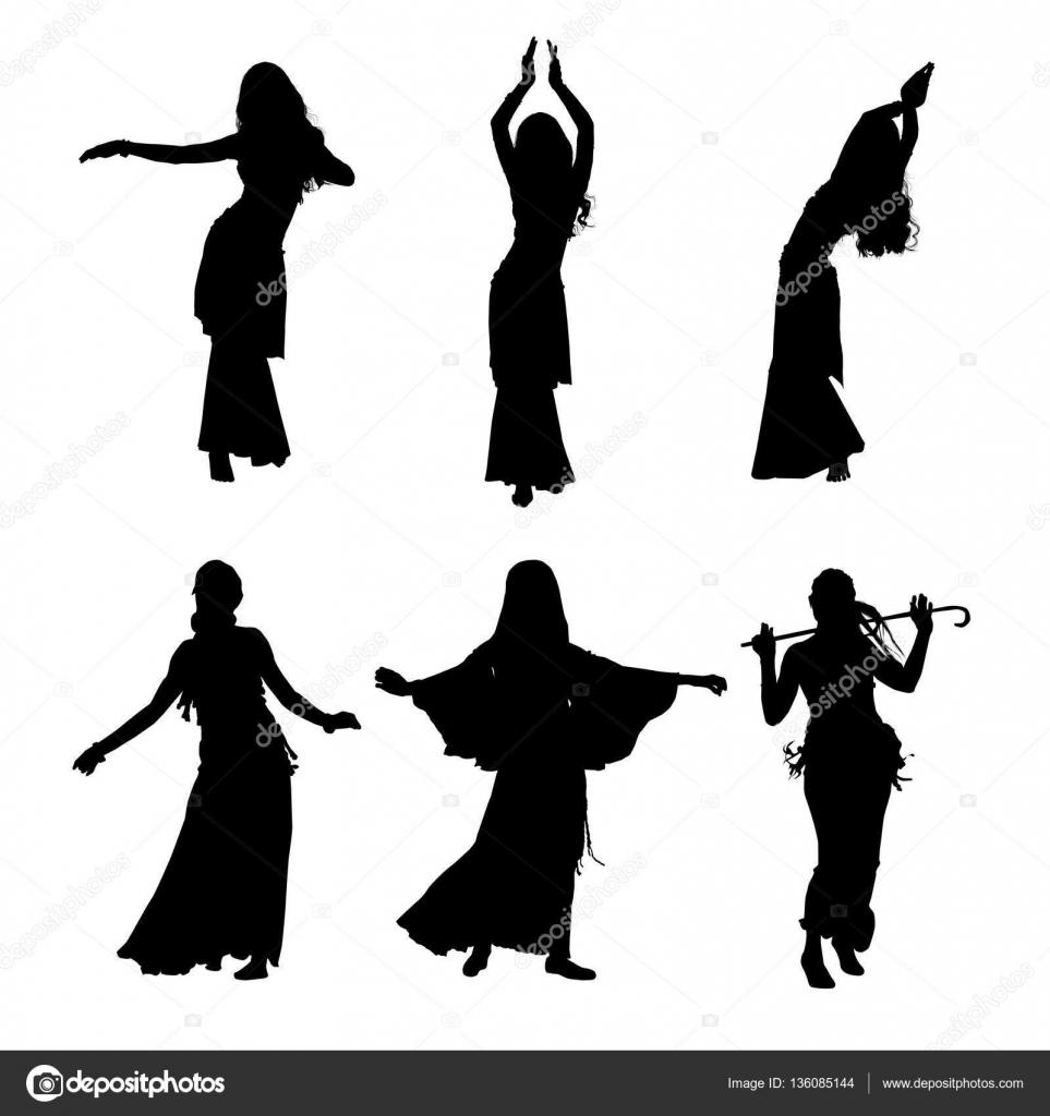 ni u00f1a bailando danza del vientre silueta de ni u00f1a bailando flamenco dancer silhouette vector flamenco dancer silhouette vector