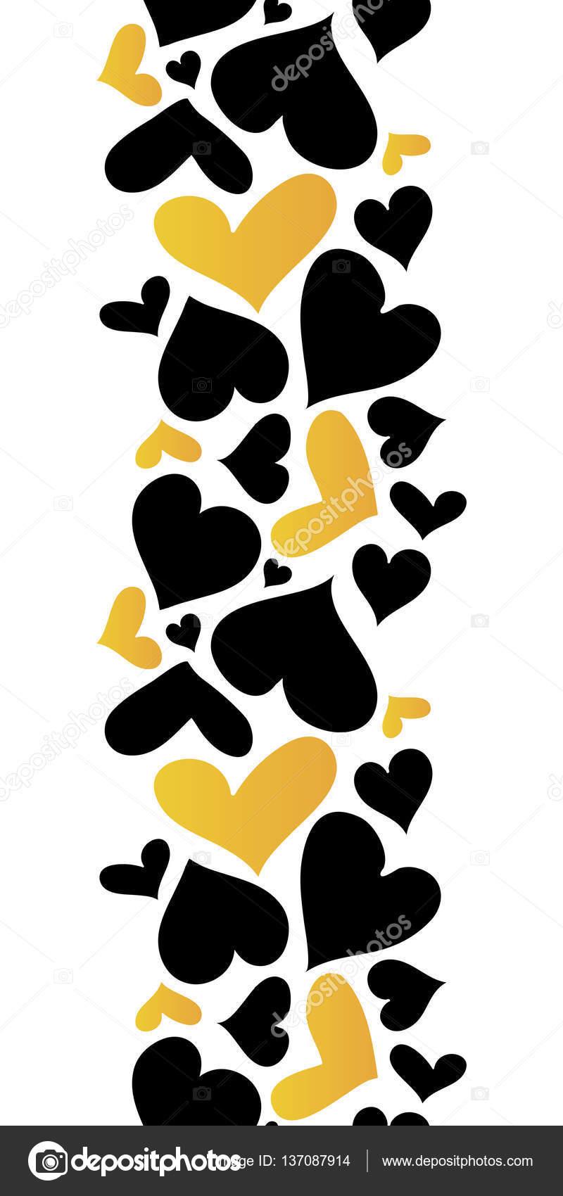 Valentines Day Clip Art Black And White Border