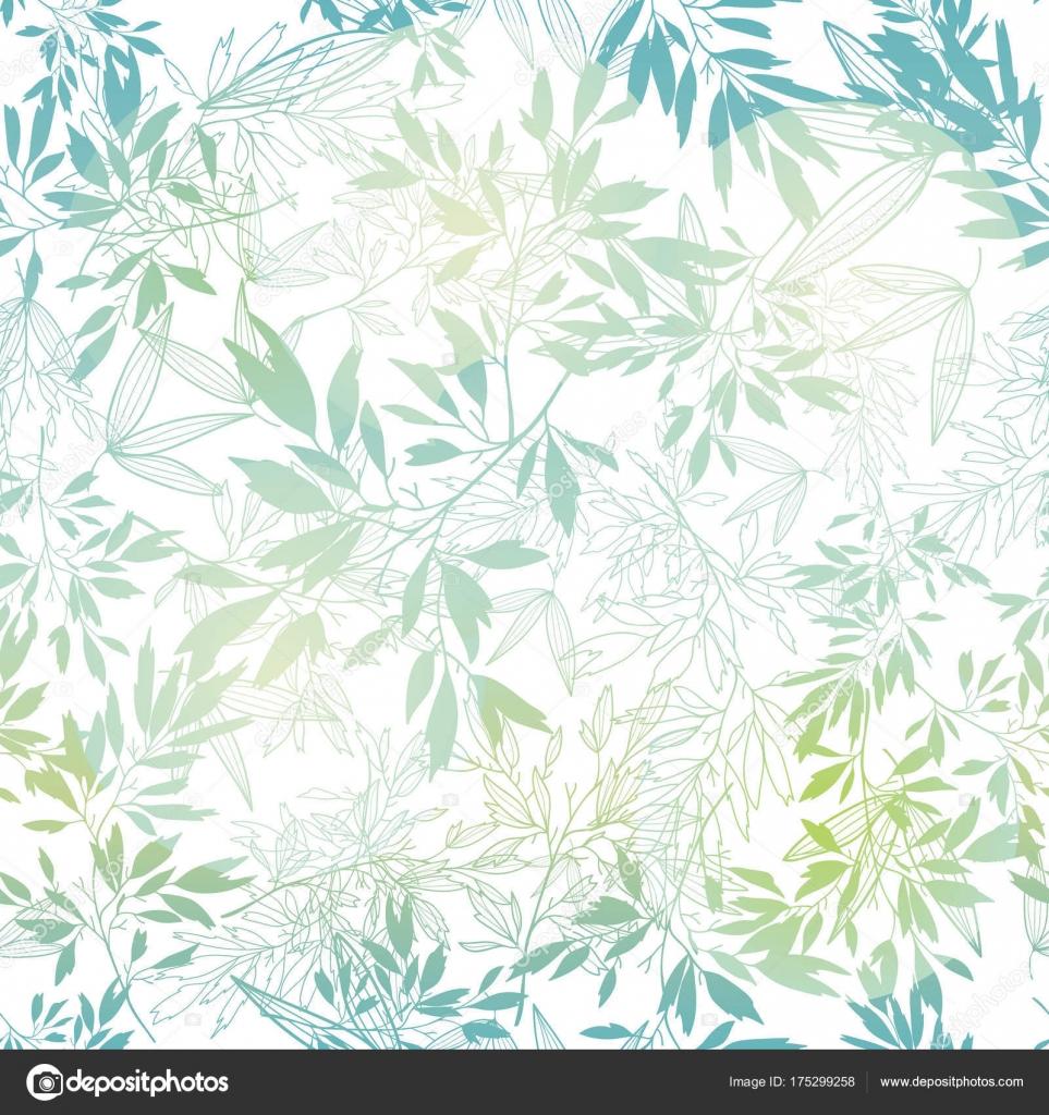 pastel bleu vert tropical de vecteur feuilles mod le sans couture de l t avec vert tropical. Black Bedroom Furniture Sets. Home Design Ideas