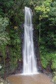Waterfall Sao Nicolau, Sao Tome