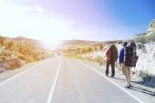 The E4 pedestrian route that runs through Cyprus begins in Larna