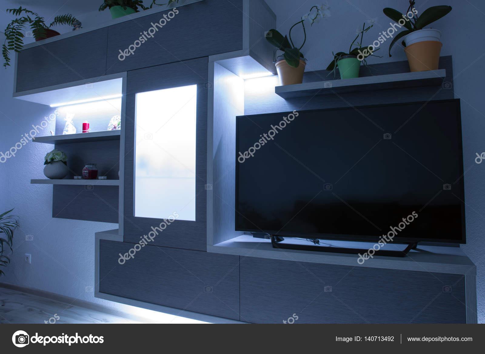 Retroiluminaci N Led En Muebles Foto De Stock Jarino 140713492 # Led Para Muebles
