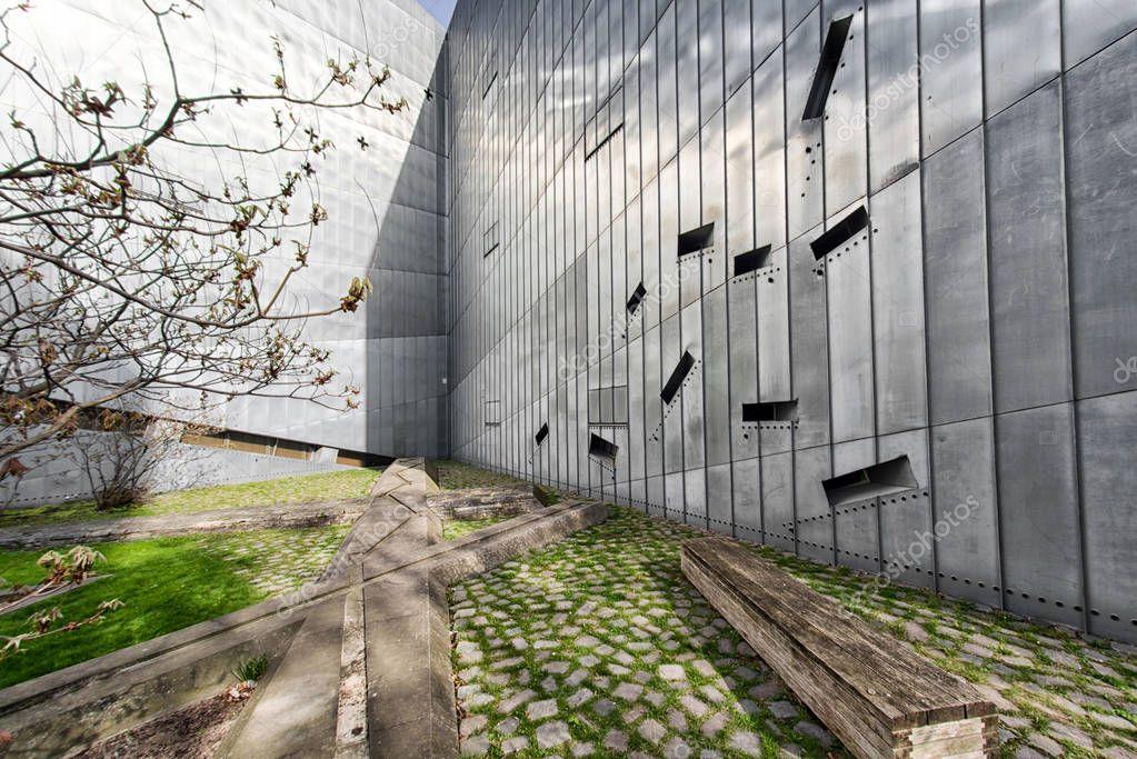 joods museum in berlijn – redactionele stockfoto © jarino #155435540