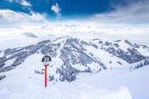 Fotografie Skigebiet Kitzbühel
