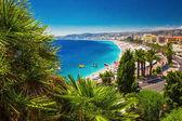 Parti sétány, Nizza