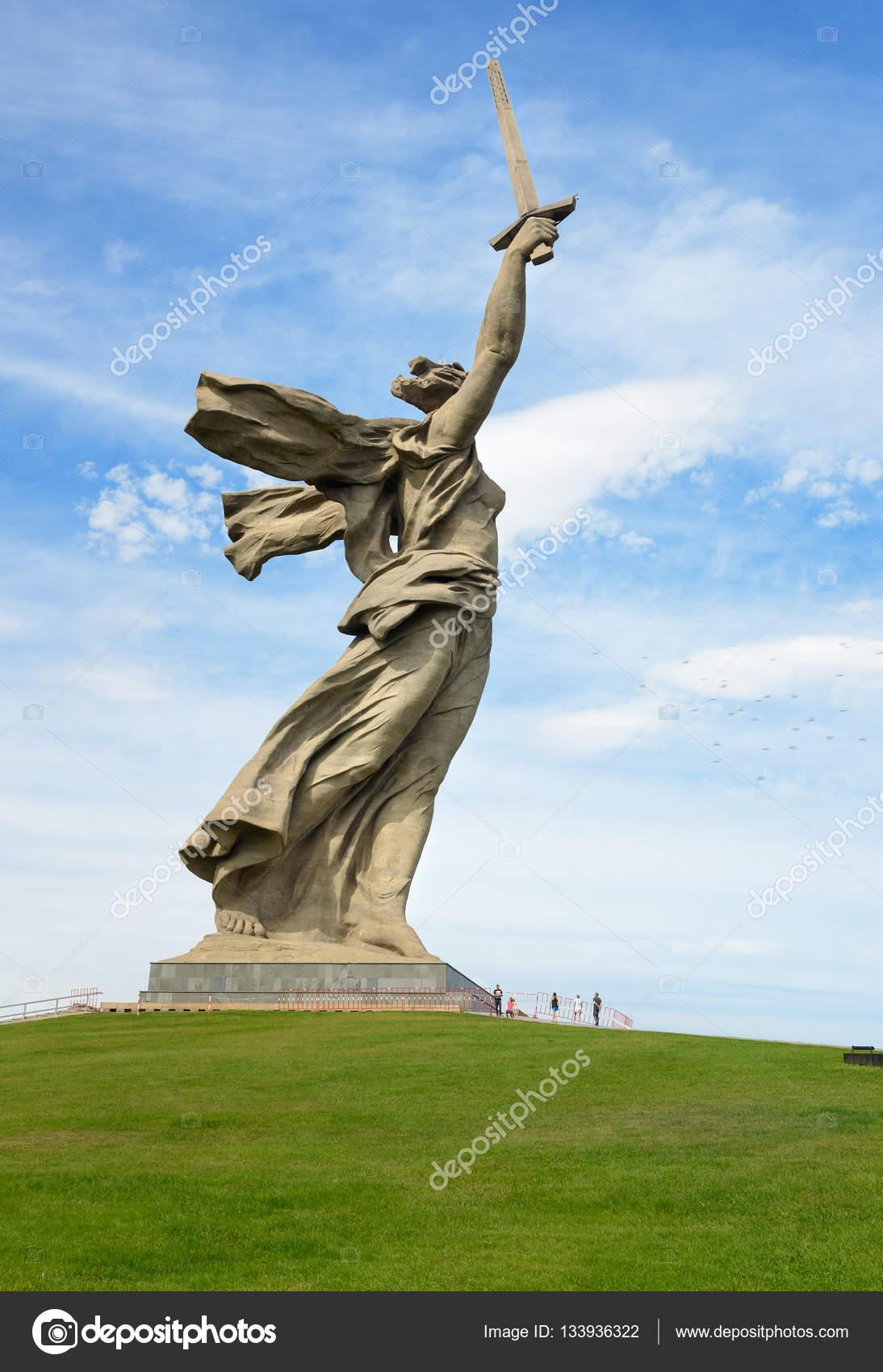 Высота памятника мамаев курган в волгограде гранитные памятники на могилу цена цоколь