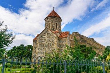 Church in Gori. Georgia