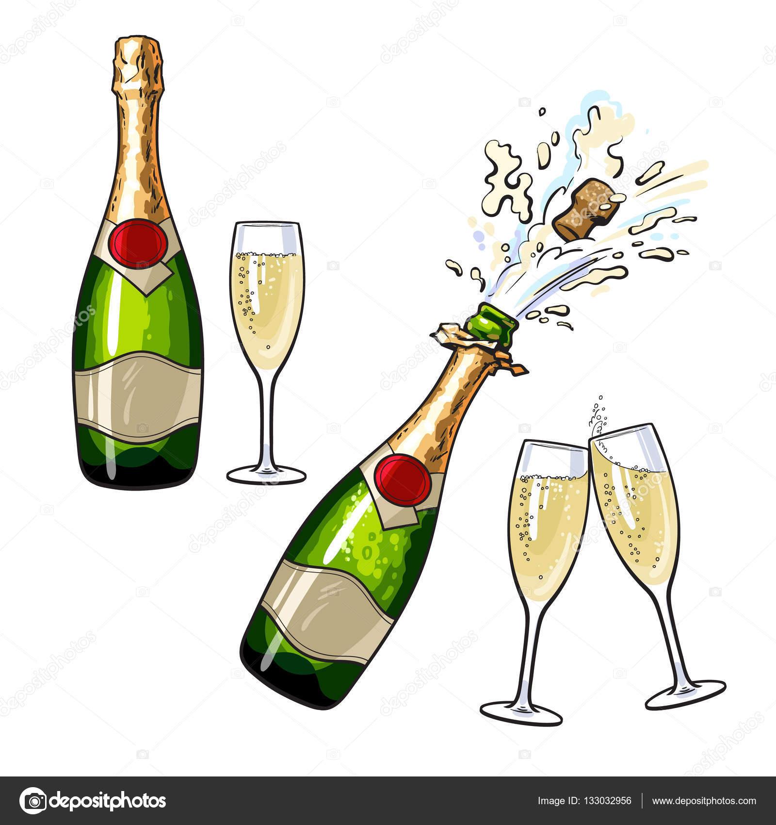 Просмотр видео разъеб очка бутылкой шампанского — pic 3