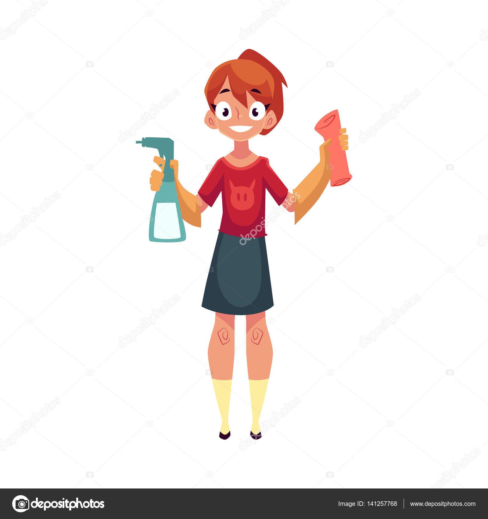 Como limpiar una casa a fondo latest bao rstico - Como limpiar la casa a fondo ...