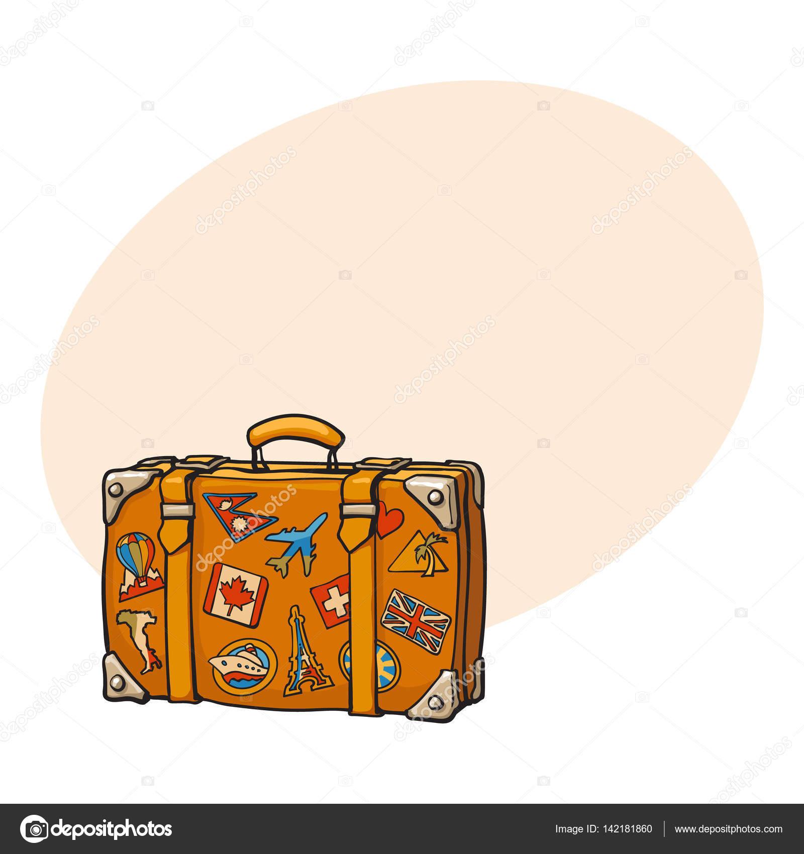 Нарисованные чемоданы рюкзаки для девочек в школу купить