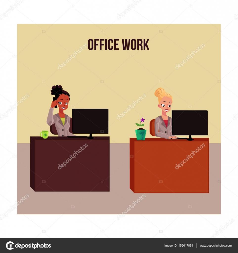 Cartel de vida oficina banner con blancas y negras for Cartel oficina