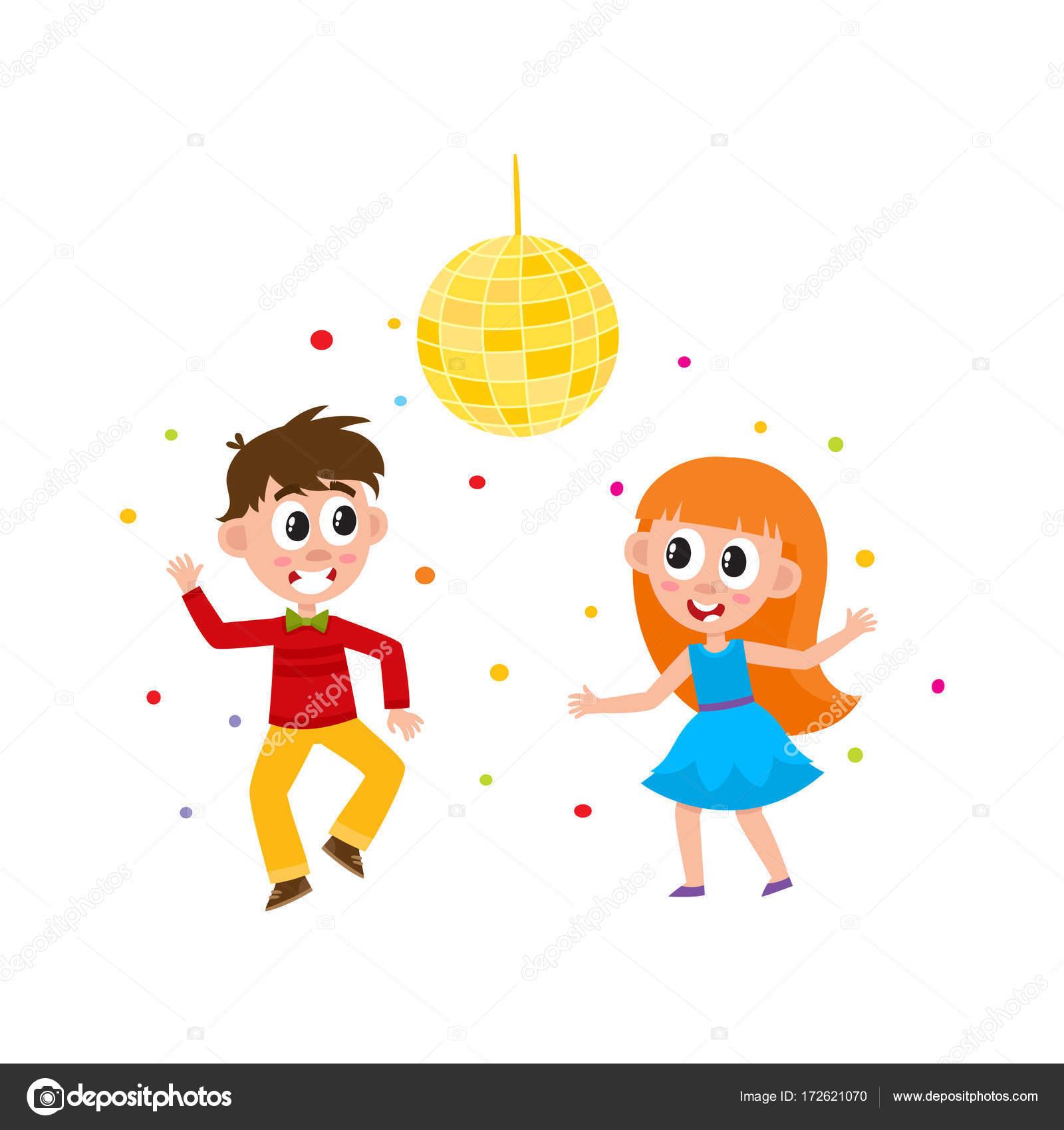 Картинка мальчик и девочка для детей
