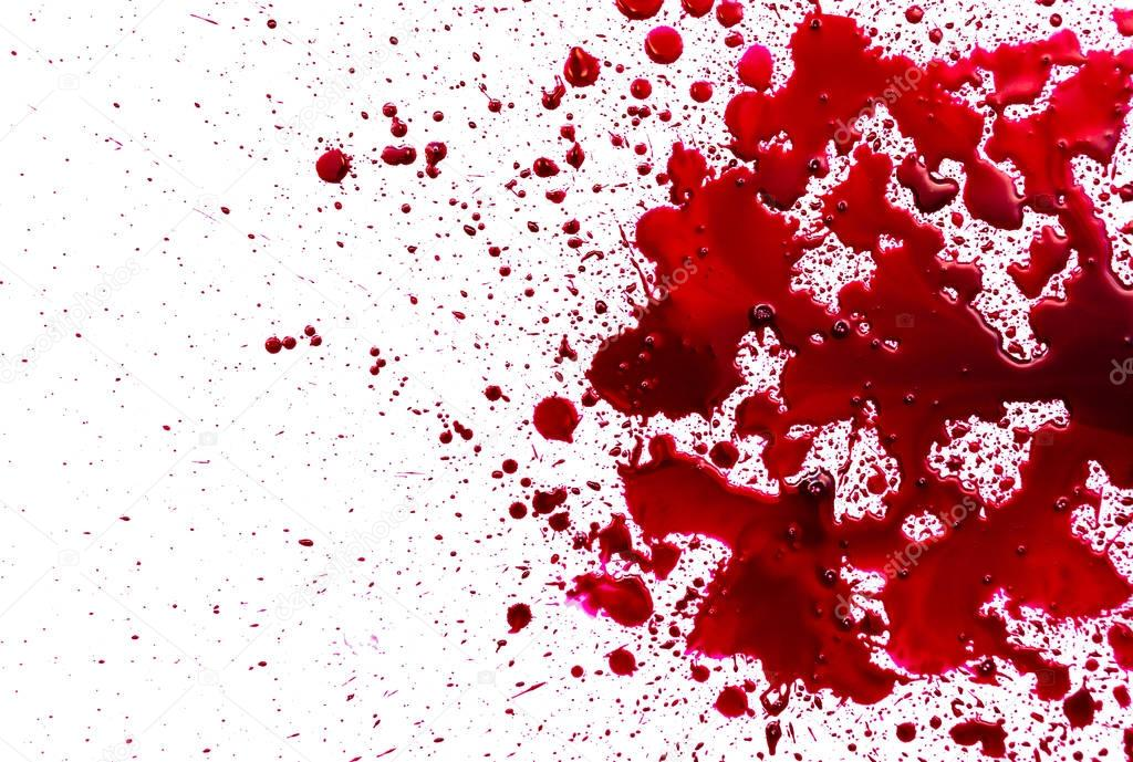 dating blood stains