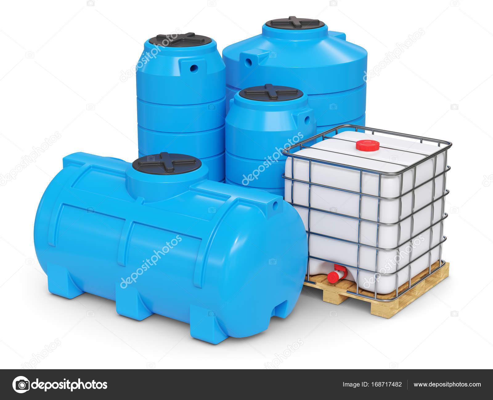Unikalne Duże zbiorniki z tworzyw sztucznych dla autonomicznych EL78