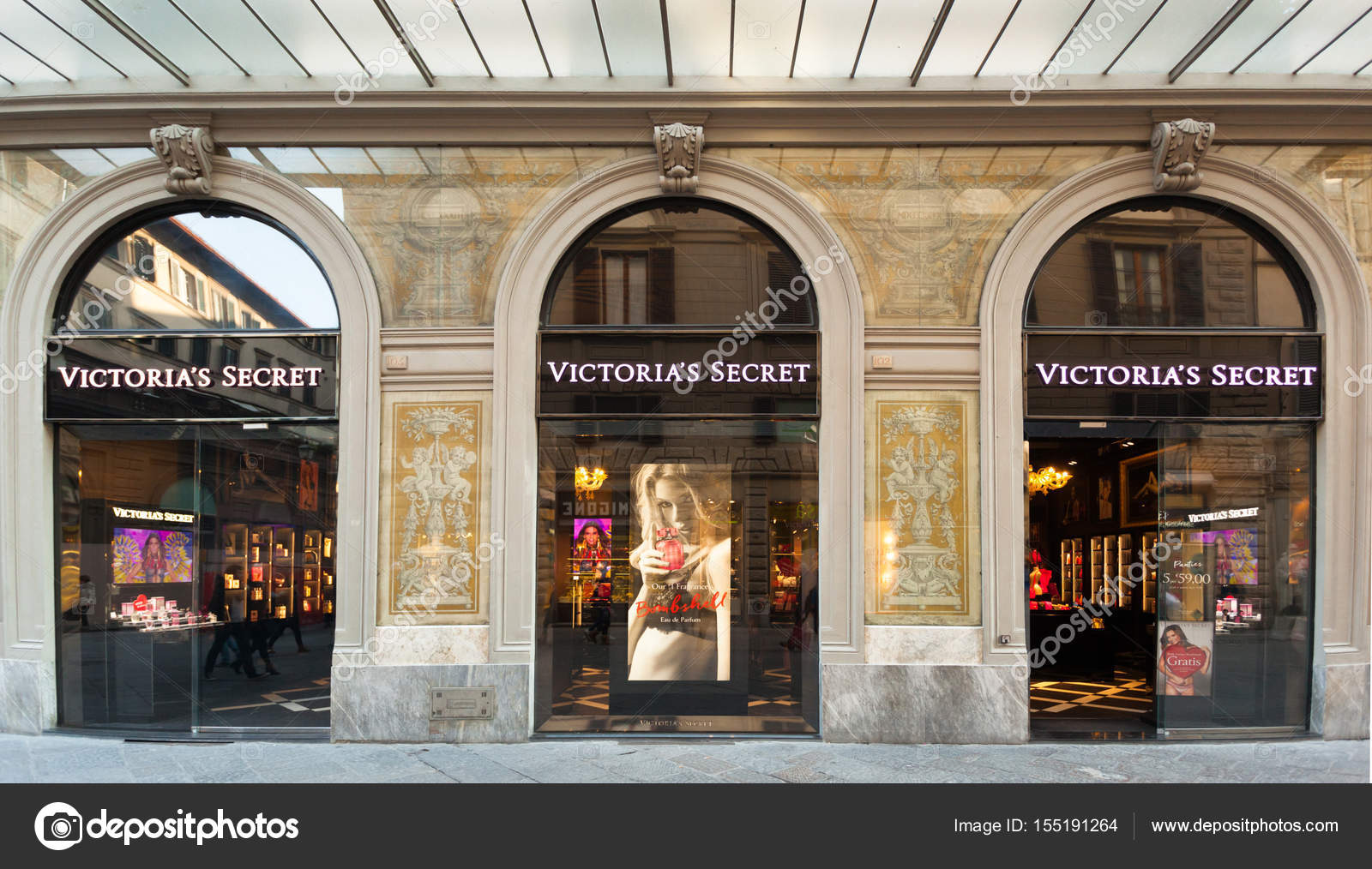 0f215978a Victoria's Secret Store in Florence, Italy. – Stock Editorial Photo ...