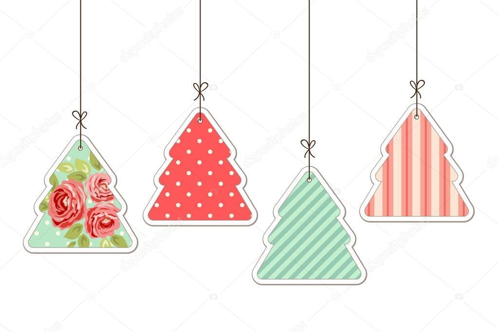 Cute winter greeting card
